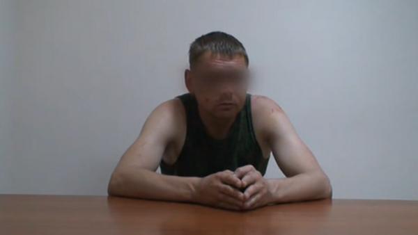 Vladímir Starkov, supuesto militar ruso detenido en Ucrania - Sputnik Mundo