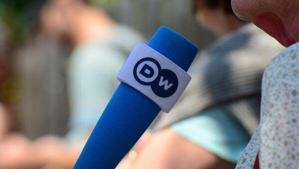 Deutsche Welle - Sputnik Mundo