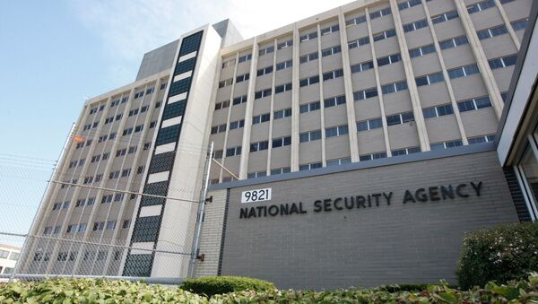 Agencia de Seguridad Nacional de EEUU - Sputnik Mundo