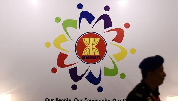 Asociación de Naciones del Sudeste Asiático (ASEAN) - Sputnik Mundo
