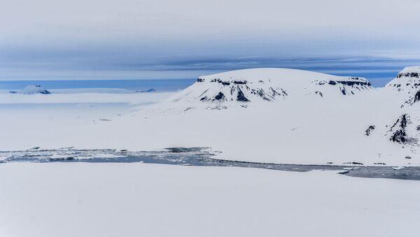 Archipiélago de Tierra de Francisco José, Ártico - Sputnik Mundo