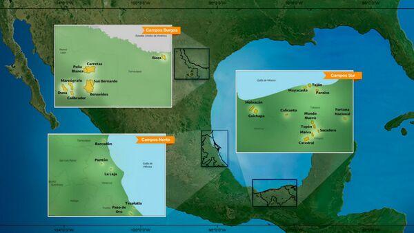 Contratos de licencia para la extracción de hidrocarburos - Sputnik Mundo