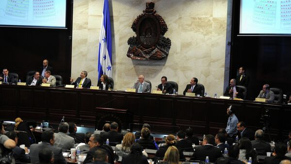 Los miembros de Congreso votan por rechazo la Comisión Internacional contra la Impunidad - Sputnik Mundo