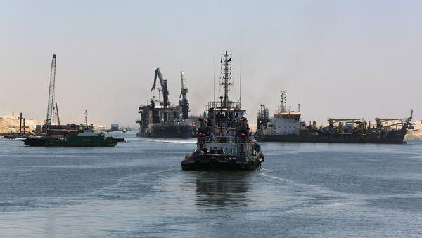 Canal de Suez - Sputnik Mundo