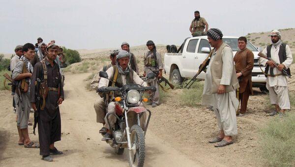 Policía local afgana - Sputnik Mundo