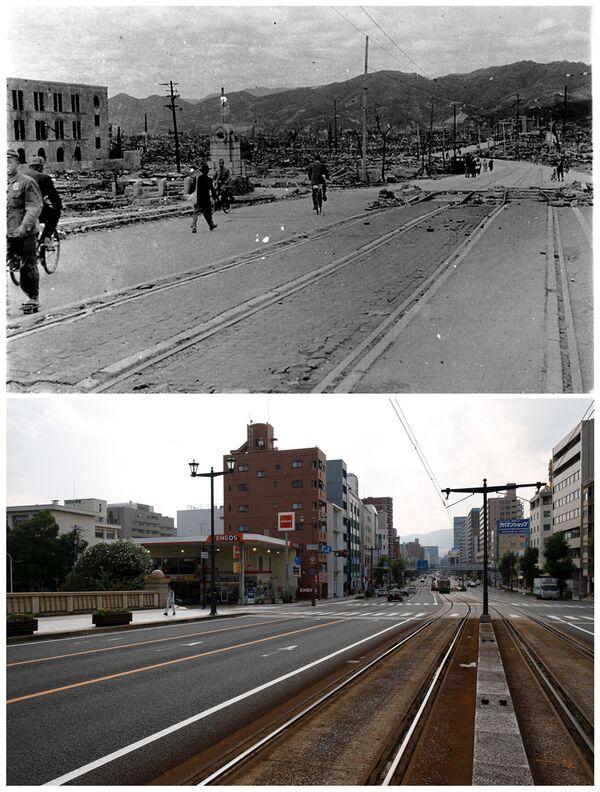 A 70 años del ataque nuclear a Hiroshima y Nagasaki - Sputnik Mundo