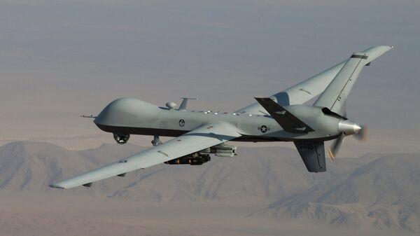 Dron estadounidense MQ-9 Reaper - Sputnik Mundo