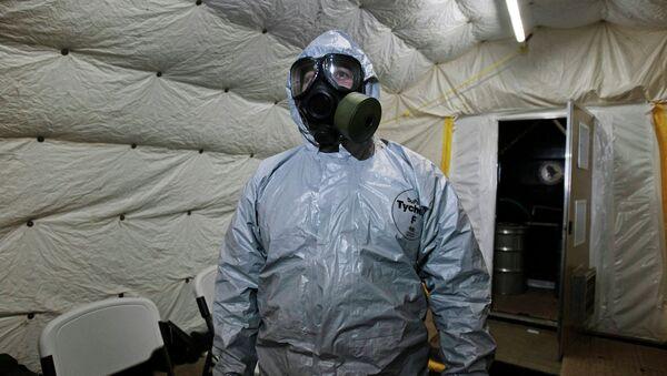 Protección química - Sputnik Mundo