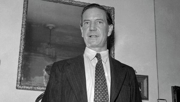Kim Philby, agente de la inteligencia de la URSS - Sputnik Mundo