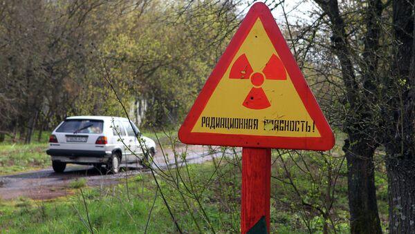 Zona de exclusión alrededor del reactor nuclear de Chernóbil - Sputnik Mundo
