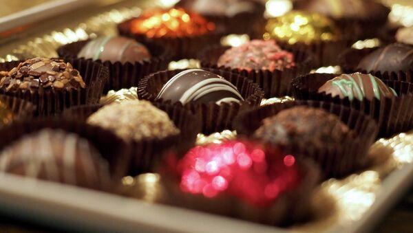 Los rusos no renuncian al chocolate pese a la crisis económica - Sputnik Mundo