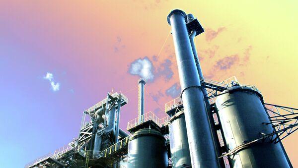 La producción industrial de México aumenta un 0,6% anual en junio - Sputnik Mundo