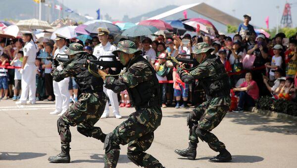 Soldados chinos - Sputnik Mundo
