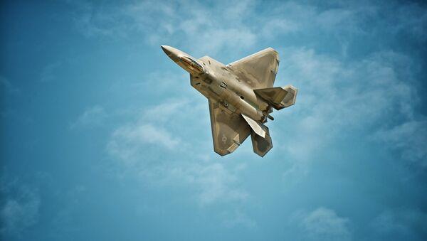 F-22 Raptor - Sputnik Mundo