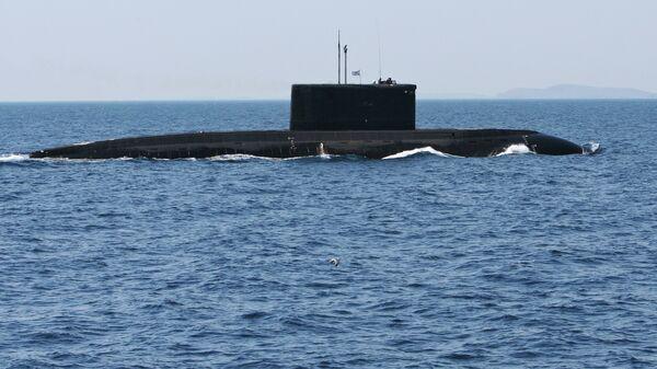 Submarino del proyecto 636.3 Varshavianka - Sputnik Mundo