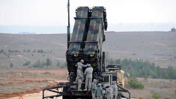 Sistema de defensa antimisiles Patriot - Sputnik Mundo