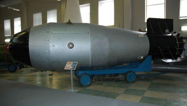 Tsar Bomba - Sputnik Mundo