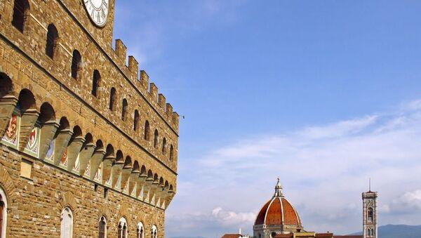 Galería Uffizi en Florencia - Sputnik Mundo