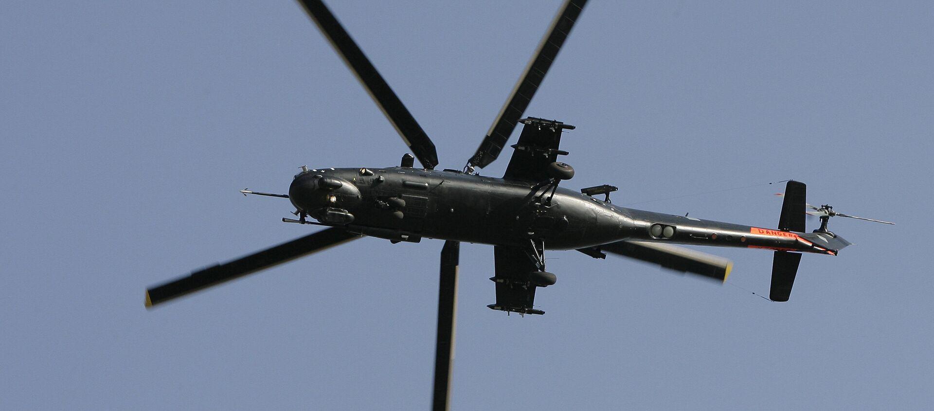 Helicóptero Mi-35M (archivo) - Sputnik Mundo, 1920, 01.02.2021
