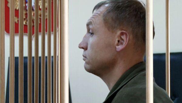 Eston Kohver, agente de los servicios de seguridad de Estonia - Sputnik Mundo