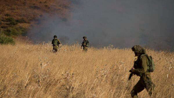 Soldados israelíes - Sputnik Mundo