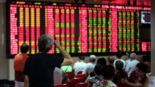Bolsa de Shanghái - Sputnik Mundo