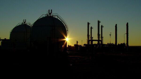 Planta de gas (archivo) - Sputnik Mundo