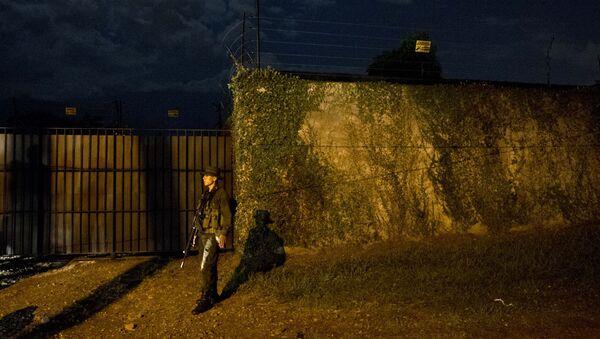 Un policía colombiano (archivo) - Sputnik Mundo