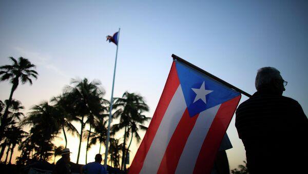 Bandera de Puerto Rico - Sputnik Mundo