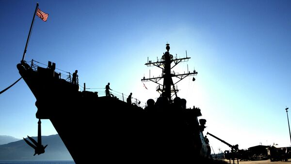 USS Donald Cook - Sputnik Mundo