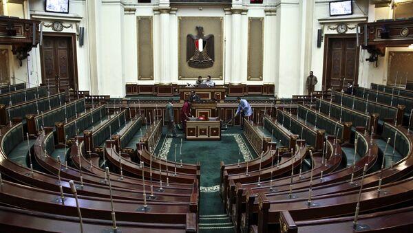 La Asamblea del Pueblo de Egipto - Sputnik Mundo