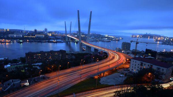 Vladivostok, Rusia - Sputnik Mundo