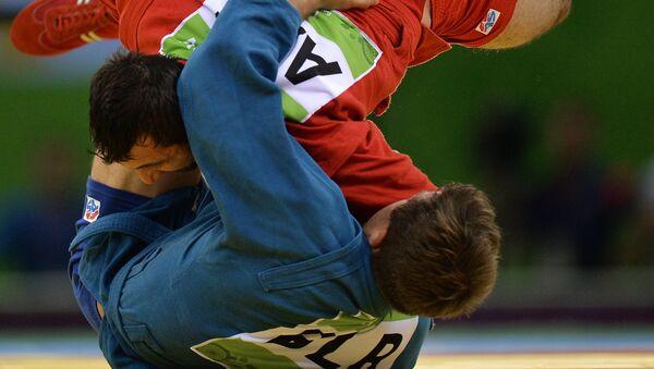Nicaragua quiere que el Sambo se convierta en un deporte olímpico - Sputnik Mundo