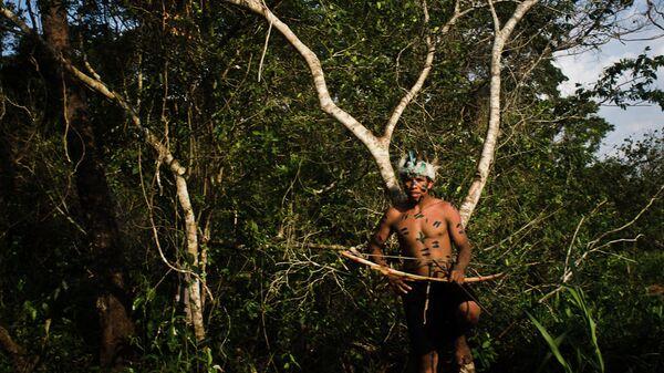 Un indígena (imagen referencial) - Sputnik Mundo