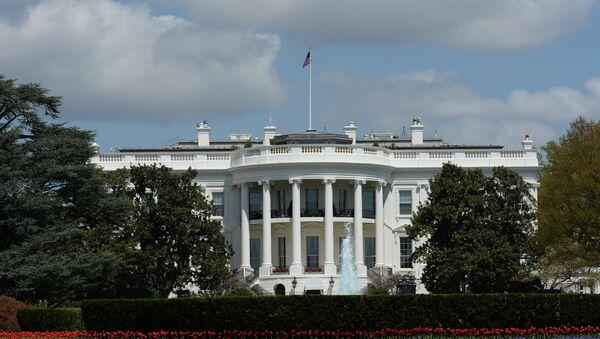 La Casa Blanca en Washington - Sputnik Mundo