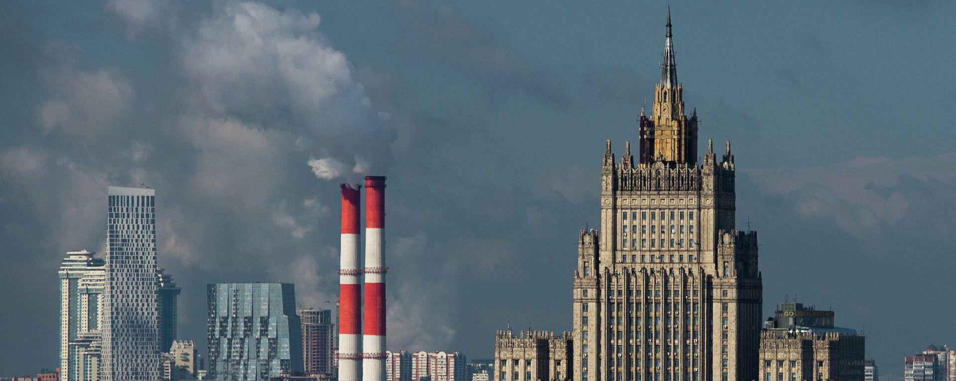 Города России. Москва - Sputnik Mundo, 1920, 17.08.2021