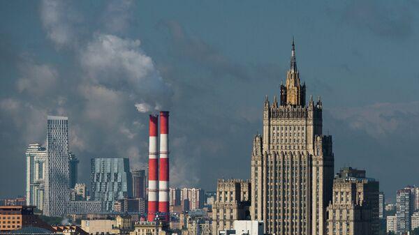 Города России. Москва - Sputnik Mundo