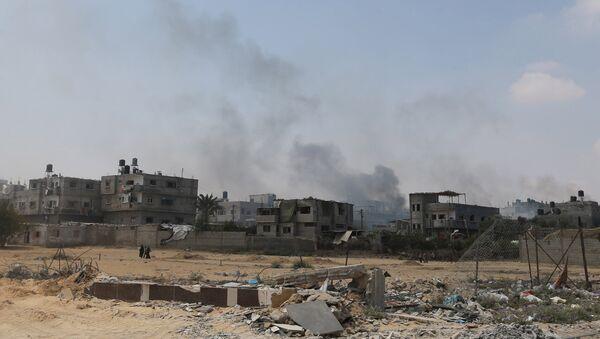 Franja de Gaza - Sputnik Mundo