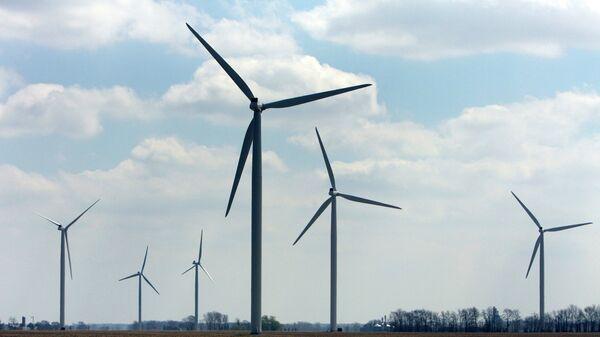 Wind turbines - Sputnik Mundo
