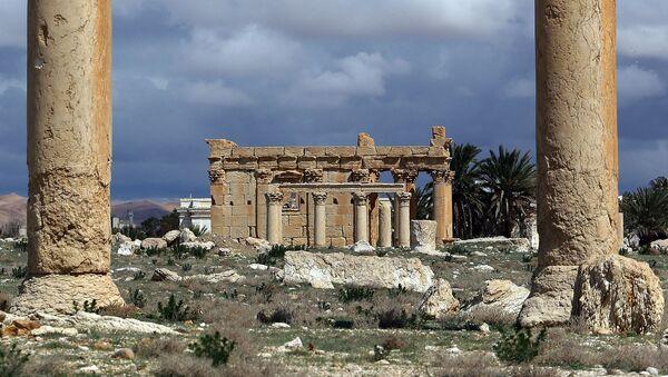 Ciudad antigua de Palmira - Sputnik Mundo
