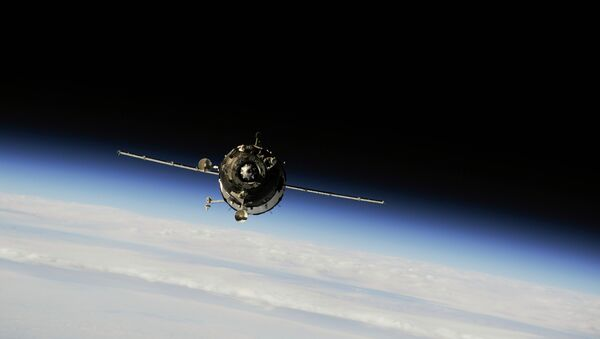 Nave tripulada Soyuz TMA-M - Sputnik Mundo
