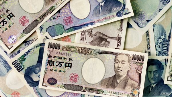 Yen japonés - Sputnik Mundo