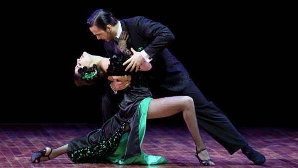 Mundial de Tango en Buenos Aires, el 27 de agosto, 2015 - Sputnik Mundo