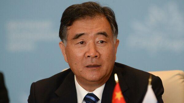 Wang Yang, vice primer ministro de China - Sputnik Mundo
