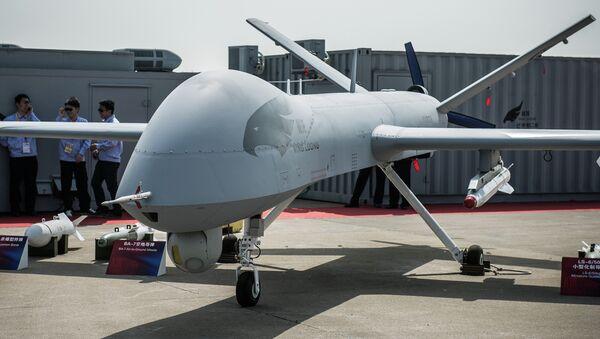 Dron chino - Sputnik Mundo