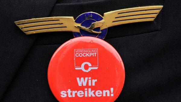 Lufthansa - Sputnik Mundo