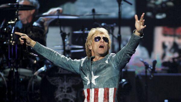 Concierto de Bon Jovi (archivo) - Sputnik Mundo