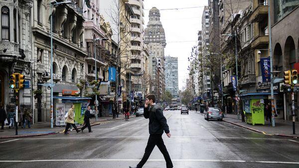 Montevideo, capital de Uruguay - Sputnik Mundo