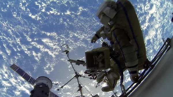 Un paseo espacial de primera mano - Sputnik Mundo