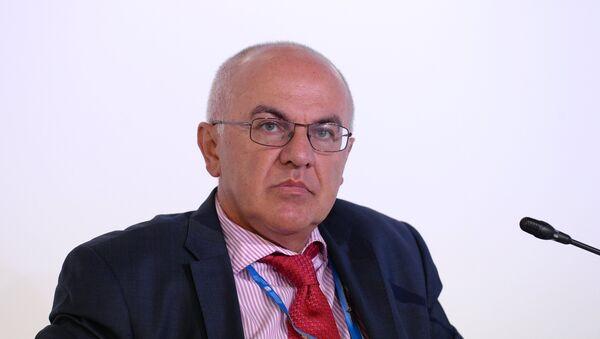Serguéi Vasíliev, jefe del Consejo Ruso-Brasileño de Emprendedores - Sputnik Mundo